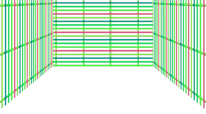 Rejilla verde