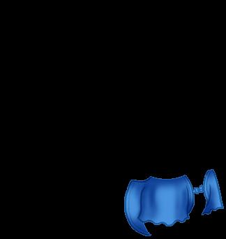 Adopta un Hurón Azul pastel