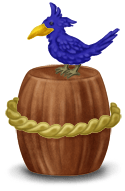 Parque acuático Barrel Bird