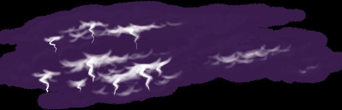Cielo nublado vikingo
