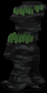 Columna de roca vikinga