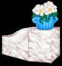 Bloque de planta de grecia