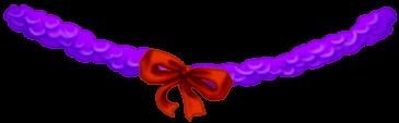 Corona de santa claus