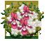 Recepción de la boda bola de flores