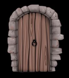 Puerta de vampiro