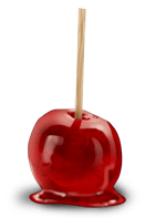 Manzana de amor 3 años