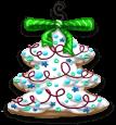 Árbol de navidad decorativo de navidad