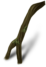 Pequeña rama ogresse