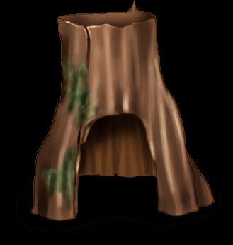 Ogresse de tronco