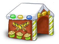 Pan de jengibre de la casa