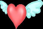 Corazón volador