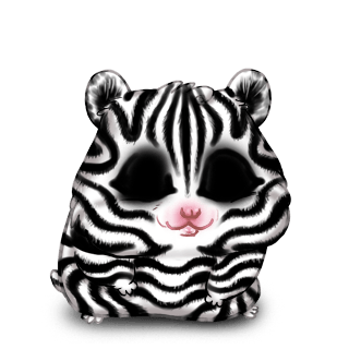 Adopta un Hámster Cebra
