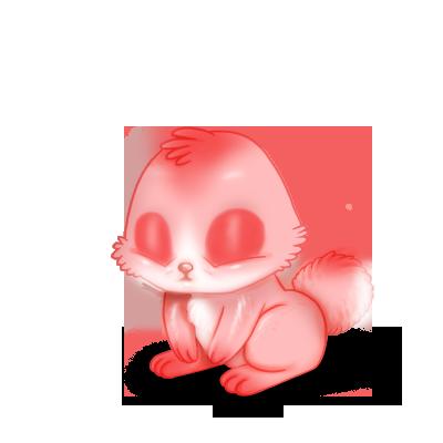 Adopta un Conejo Rosa malicia