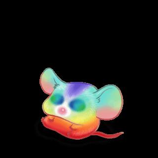 Adopta un Ratón Arco iris
