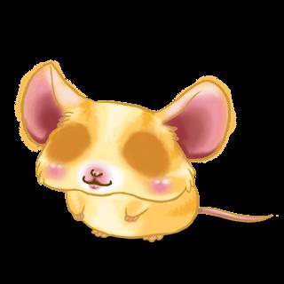 Adopta un Ratón Rubio