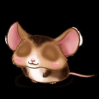 Ratón Castaña