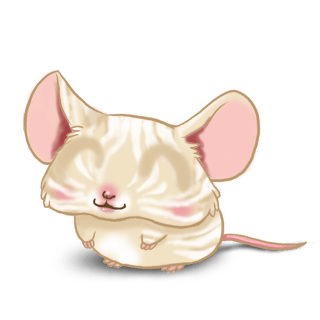 Adopta un Ratón Crema