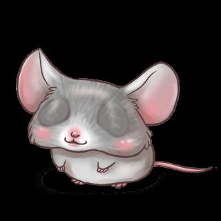 Ratón Plata