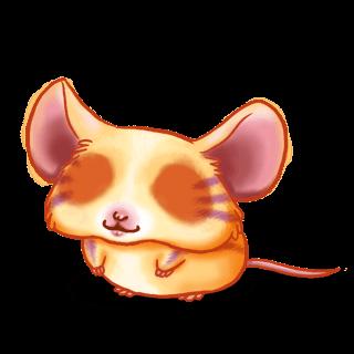 Adopta un Ratón Extraño raton