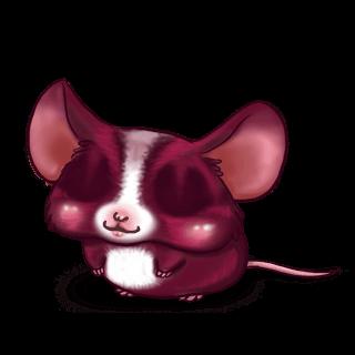 Adopta un Ratón Fucsia