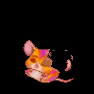 Adopta un Ratón De Halloween