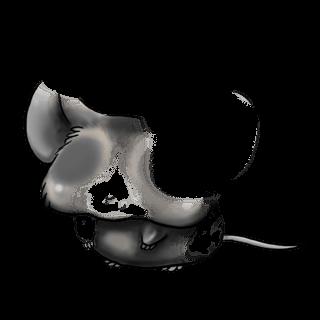 Adopta un Ratón Chocolate con leche